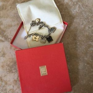 NIB James Avery Charm Bracelet